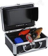 Onderwater camera koffer met opname - 1000TVL - 50 meter - uwc710b