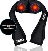 Sanbo® - Shiatsu Nekmassage Apparaat -  Draadloos - Massage Kussen