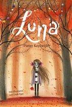 Boek cover Luna van Pieter Koolwijk