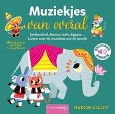 Muziekjes van overal ( geluidenboekje)