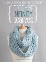 Omslag Crochet Infinity Scarves