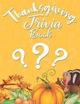 Thanksgiving Trivia Book