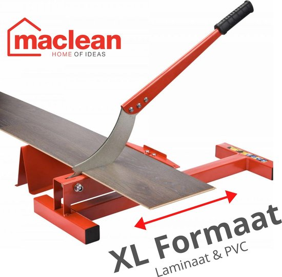 Laminaatsnijder XL - PVC knipper - MAX 35cm breed - Voor Laminaat en PVC