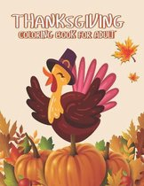 Thanksgiving Coloring books for Adult