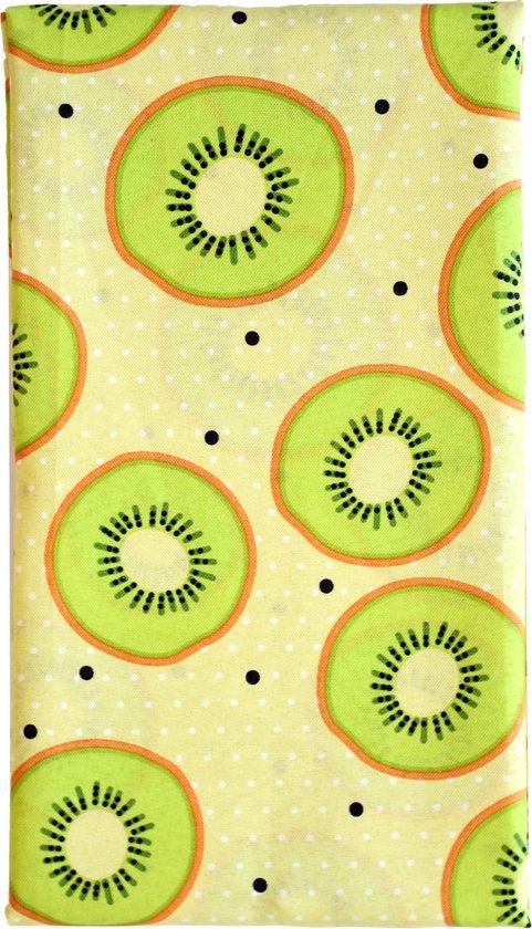 Siretessile Tafelkleed Samba 120 X 160 Cm Polykatoen Groen