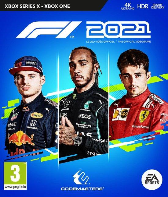 F1 2021 - Xbox Series X & Xbox One