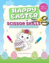Happy Easter Scissor Skills