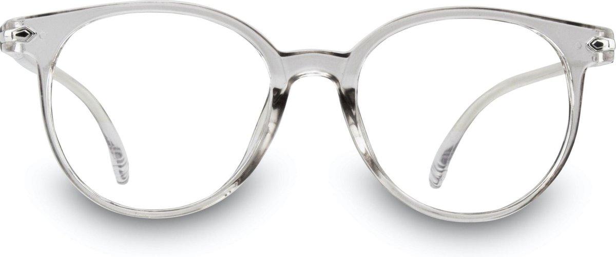 Computer Bril - Blue Light Glasses - Blauw Licht Bril - Gamebril - Transparant