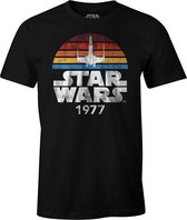 Star Wars shirt – 1977 Retro maat L