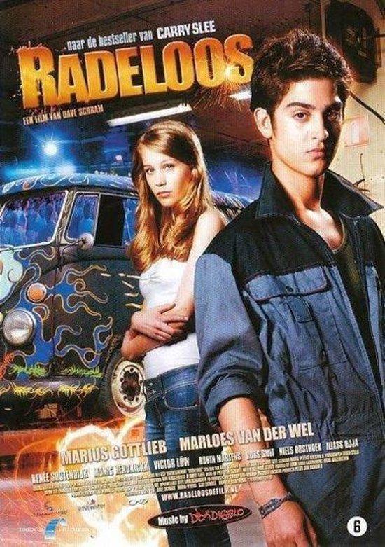 Cover van de film 'Radeloos'