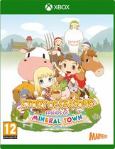 Story of Seasons: Friends of Mineral Town - Xbox One & Xbox Series X