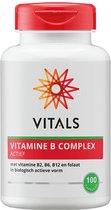 Vitals Vitamine B complex Actief 100 vegicaps