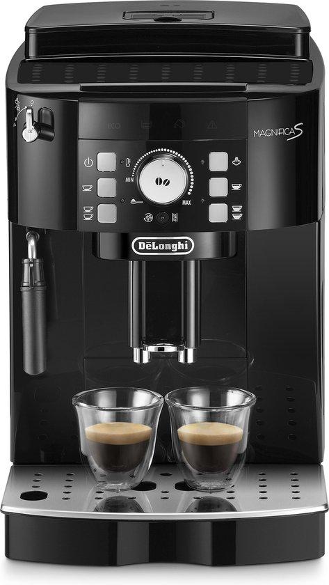 De'Longhi Magnifica S ECAM 21.117.B - Volautomatische espressomachine - Zwart