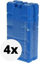 Koelelementen voor koelbox 4 stuks - 200 gram