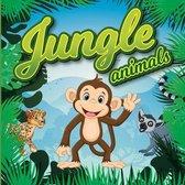 Jungle Animals for kids