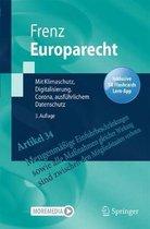 Europarecht: Mit Klimaschutz, Digitalisierung, Corona, Ausführlichem Datenschutz