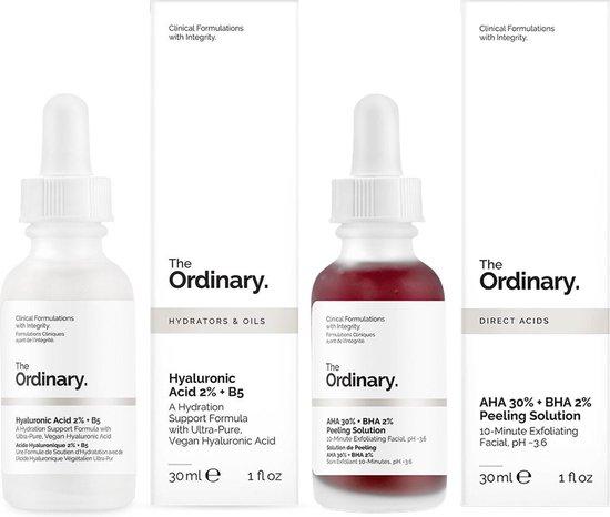 The Ordinary - Verzorgings premium set - Hyaluronic Acid 2% + B5