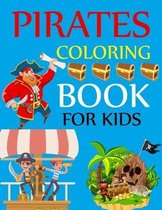 Pirates Coloring Book For Kids