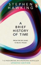 Omslag A Brief History Of Time : From Big Bang To Black Holes