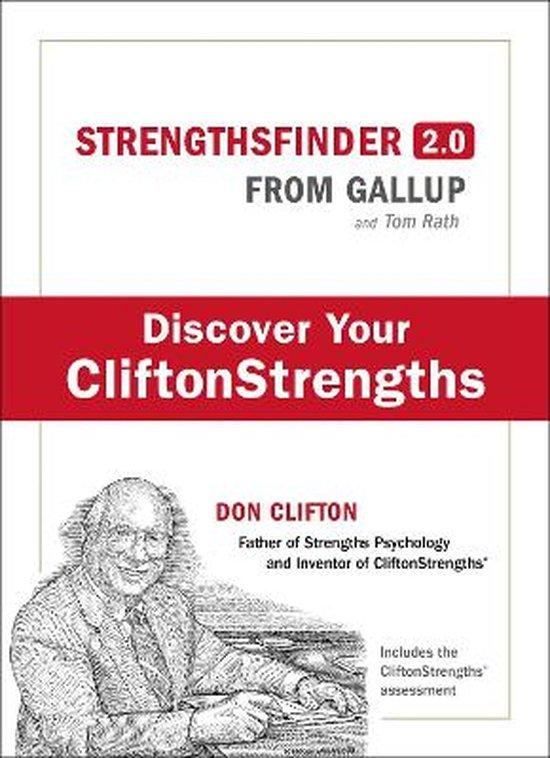 Boek cover StrengthsFinder 2.0 van Gallup (Hardcover)