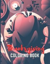Thanksgiving Coloring Book: Thanksgiving Coloring Book for Kids Ages 2-5