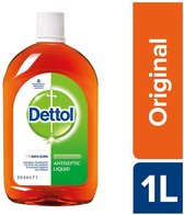 Dettol - antiseptisch allesreiniger - 1 Liter