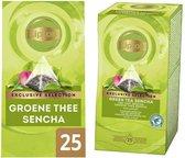 Lipton - Green Tea Sencha - 6 x 25 builtjes