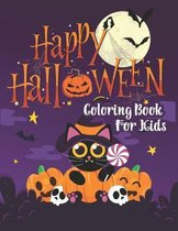 Halloween Coloring Books for Kids