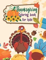 thanksgiving coloring books for kids