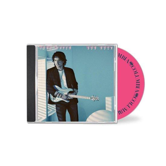 CD cover van Sob Rock van John Mayer