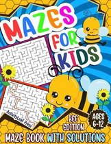 Mazes For Kids Ages 6-12
