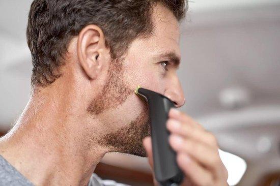 Philips OneBlade Pro QP6510/30 - Trimmer, scheerapparaat en styler