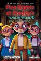 Boek cover The Puppet Carver (Five Nights at Freddys: Fazbear Frights #9), 9 van Scott Cawthon (Paperback)