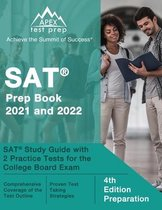 SAT Prep Book 2021 and 2022