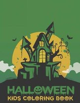Halloween Kids Coloring Book: Children Coloring Book for Kids