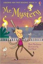 Omslag Mr Mystery