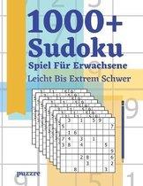 1000+ Sudoku Spiel Fur Erwachsene Leicht Bis Extrem Schwer