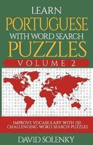 Learn Portuguese with Word Search Puzzles Volume 2