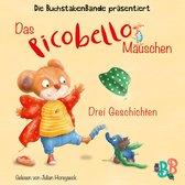 Omslag Das Picobello-Mäuschen - Drei Geschichten (Ungekürzt)
