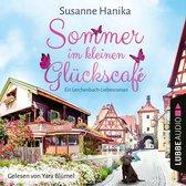 Omslag Sommer im kleinen Glückscafé - Ein Lerchenbach-Liebesroman (Ungekürzt)