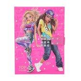Top Model - Diary w/Code & Lock - Pink (0411328)