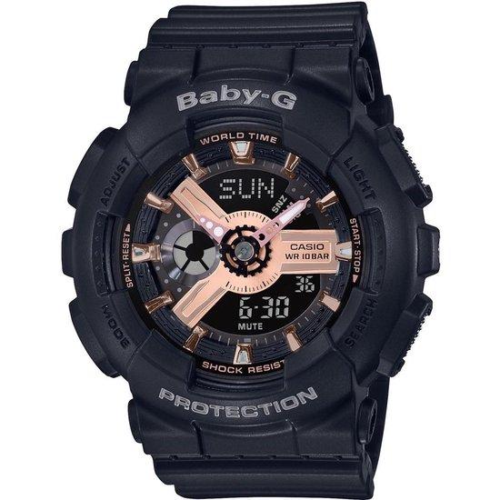 Casio Baby-G Dames Horloge BA-110RG-1AER - 43 mm