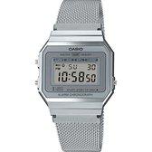 Casio Unisex Horloge A700WEM-7AEF - 33 mm