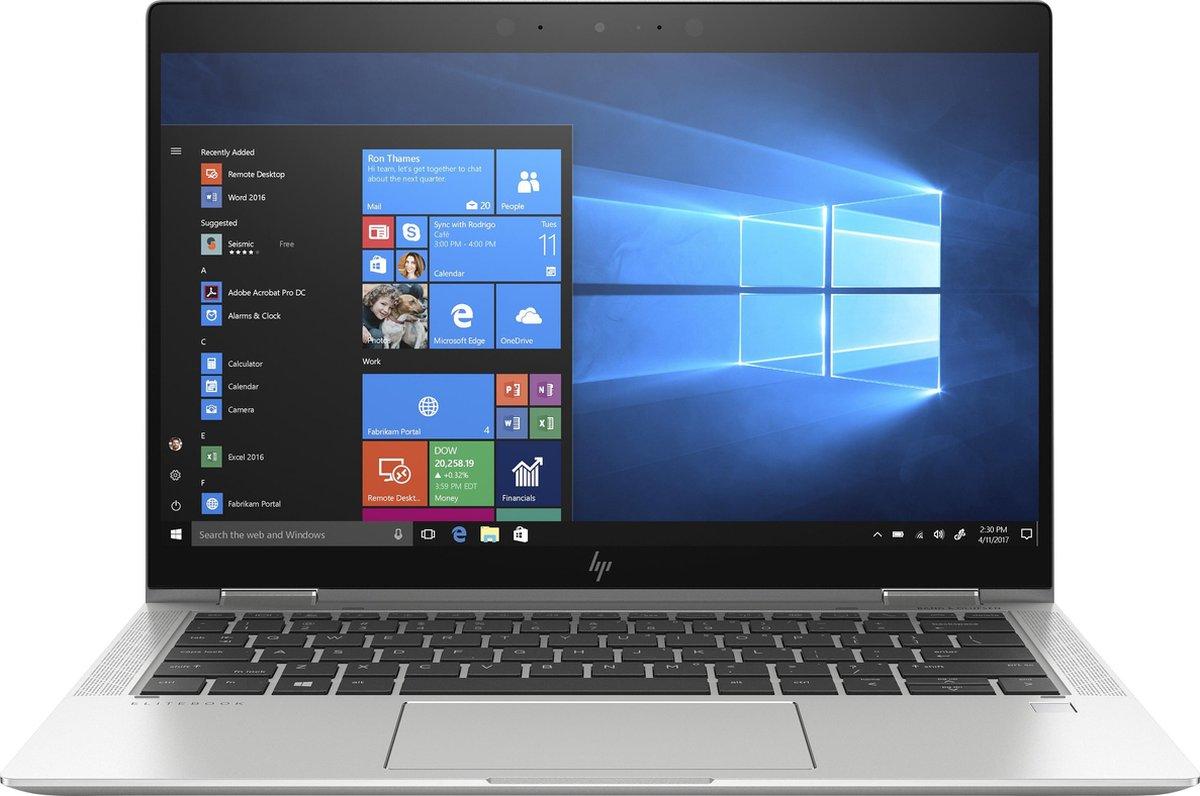 HP EliteBook X360 - 4K laptop voor fotobewerking