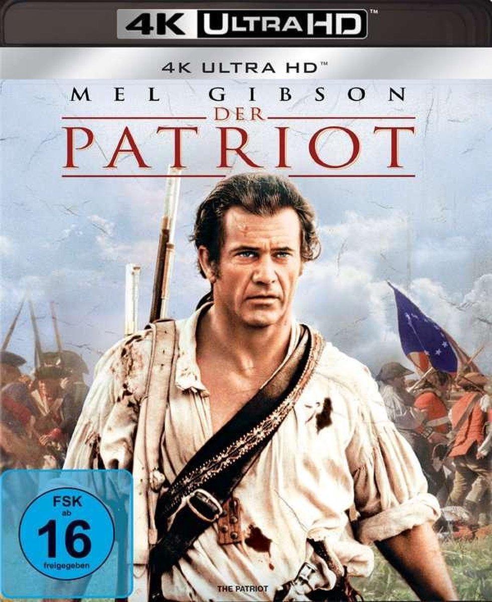 The Patriot (2000) (Ultra HD Blu-ray)-