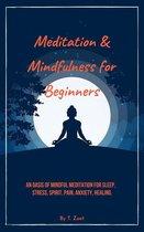 Omslag Meditation & Mindfulness for Beginners