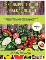 Omslag The Complete Guide of Alkaline Diet