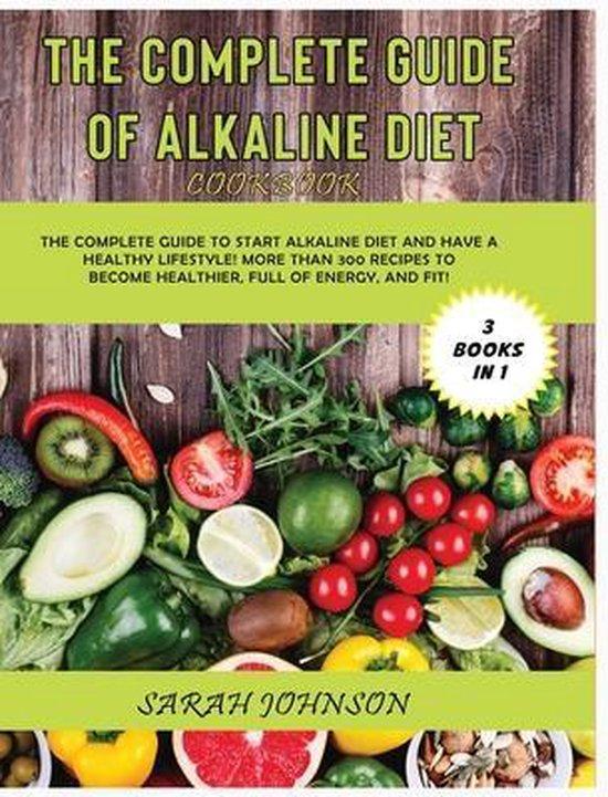 Omslag van The Complete Guide of Alkaline Diet