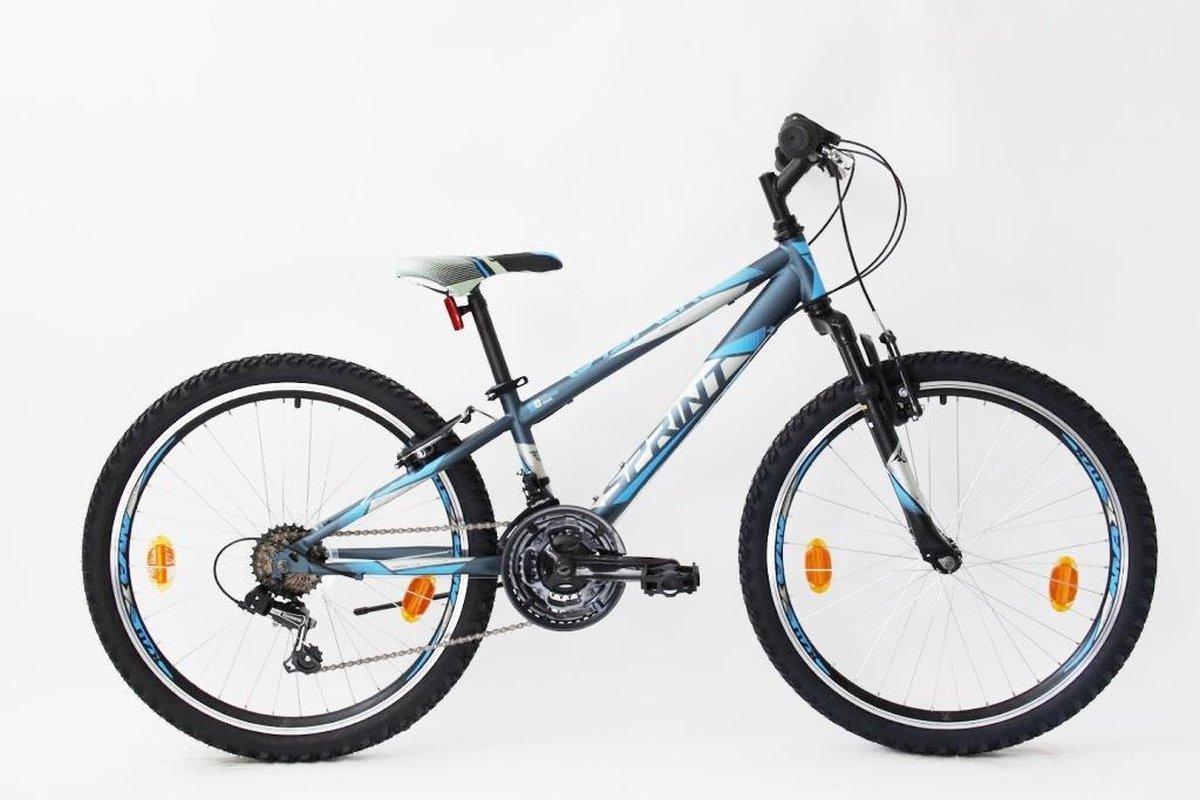 Sprint Casper - Mountainbike - 24inch - 18Versnellingen - 38cm - BK21SI0721_2 RR