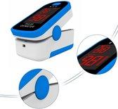 Saturatiemeter - Oximeter – Zuurstofmeter vinger met Hartslagmeter - Oxymeter